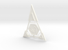 Bayonetta Earring 3d printed