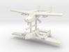 1/350 Cessna O-2 (x2) 3d printed