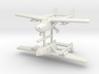 1/285 Cessna O-2 (x2) 3d printed