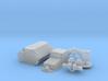1/43Flat Head Ford Basic Block Kit 3d printed