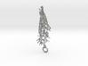 Purkinje Neuron Cell Pendant 3d printed