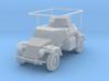 PV134B Sdkfz 223 Armored Car (1/100) 3d printed