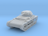 PV137B Verdeja 1 Light Tank (1/100) 3d printed