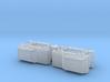 US Chevy M1009 CUCV 1/285 3d printed
