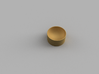 Coin Cup 3d printed Rendered image