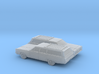 1/160 2X 1965 Mercury Monterey Station Wagon 3d printed