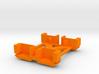 Quadra Bot - Body 3d printed
