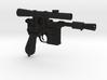 Blaster  Pistol 3d printed