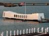 1/350 USS Arizona Memorial 3d printed