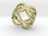 Coming Out Ring 25 – Italian Size 25 3d printed