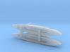 IJN Jingei / Chogei Submarine Tender 1/1800 3d printed