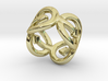Coming Out Ring 31 – Italian Size 31 3d printed