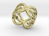 Coming Out Ring 32 – Italian Size 32 3d printed