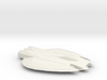 Kilij-Class Fighter 3d printed