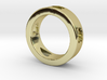 LOVE RING Size-12 3d printed