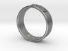 R + J Ring 3d printed
