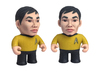 Sulu Star Trek Caricature 3d printed Sulu Star Trek Caricature