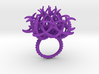 Ring The Cthulhu 7US (17.35mm) 3d printed