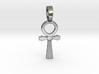 Ankh Cross Pendant XS 3d printed