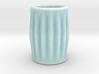 DRAW shot glass - feeling groovy 3d printed