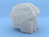 Whiny Hauler Head Commander Version 3d printed