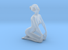 Classical Japanese girl 008 1/24 3d printed