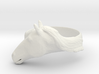 Horse Ring - Unspecified Size 3d printed
