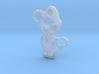 Paper Luigi 3d printed