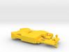 AJ10043 RotopaX 2 Gallon Fuel Pack - YELLOW 3d printed