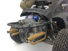 SR10010 SRB Engine - Twin Cannon Exhaust 3d printed