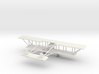 "Maurice Farman MF.11 ""Shorthorn"" 3d printed 1:144 Maurice Farman MF.11 in WSF"