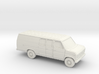 1/43 1975-91 Ford E-Series Delivery Van Extendet 3d printed