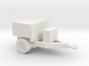 1/144 Scale M-483 Air Service Trailer 3d printed