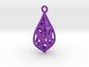 Butterfly freedom pendant 3d printed