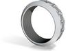 Circles Ring 3d printed