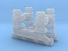 1/32 Ardun 2X4 Intake 3d printed