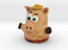 Three Little Pigs Puppet 003 3d printed