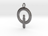 OmniSynapTech Logo Pendant 3d printed