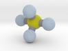 Sulfur Tetrafluoride (SF4) 3d printed