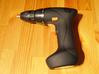 Coffee Grinder Bit for Drill Driver CDR-RE 3d printed FIXA Screwdriver/drill, lithium-ion size 7.2 V