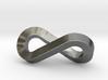 infinity-moebius pendant 3d printed