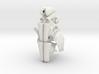Pony Celestia Small: alicorn type  3d printed