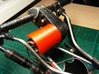 Motor Saver for Holmes Hobbies Puller 400 and 500 3d printed