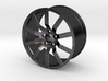 Lotus Evora Lightweight 10-spoke Wheel 3d printed