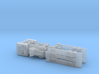 M19 M20 Diamond T w. M9 Rogers Trailer 1/220  3d printed