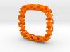 Gyroid Bracelet Square 3d printed