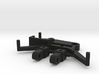 SP1 Spare Parts for CK1 Chassis Kit 3d printed This is what you'll receive if ordered in black.