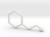 Molecules - Phenyletylamine 3d printed