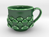 Succulent Mug 3d printed