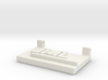 Left Shoulder Fortress Maximus Ramp Adapter 3d printed